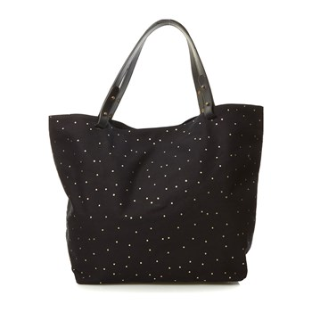Petite mendigote - Clea Dots - Shopping bag - nero