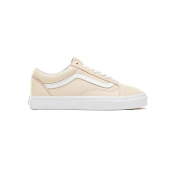Vans - Old Skool - Baskets en cuir - sable