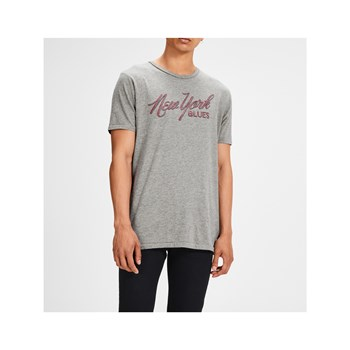 Jack & Jones - JprLeo - T-shirt manches courtes - gris