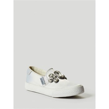 Guess Kids - Jane - Slip-on avec bijoux - blanc cassé