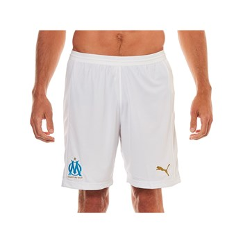 Puma - Olympique de Marseille - Short - blanco