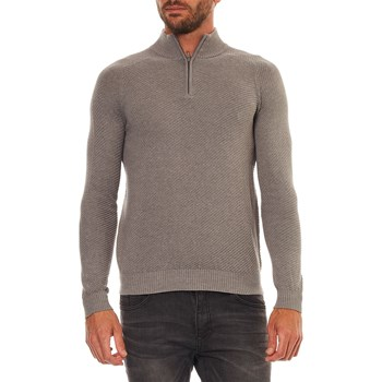 Best Mountain - Pullover - grau meliert