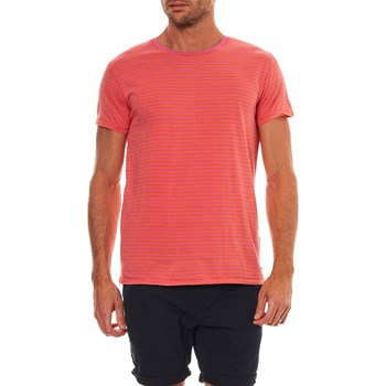 Scotch & Soda - T-shirt manches courtes - rose