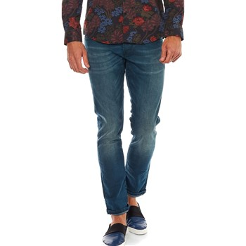 Scotch & Soda - Jean droit - bleu