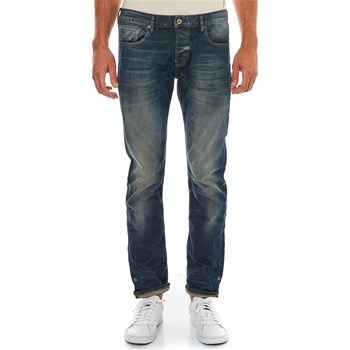 Scotch & Soda - Jeans dritto - blu grezzo