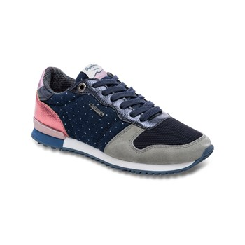 Pepe Jeans Footwear - Gable tino - Sneakers - blu scuro
