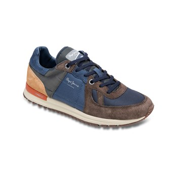 Pepe Jeans Footwear - Tinker pro-camp - Sneakers - tricolore