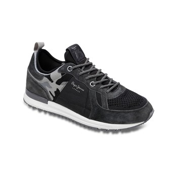 Pepe Jeans Footwear - Tinker pro-73 - Baskets - anthracite