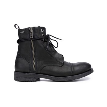 Pepe Jeans Footwear - Tom-cut - Stivaletti in pelle - nero