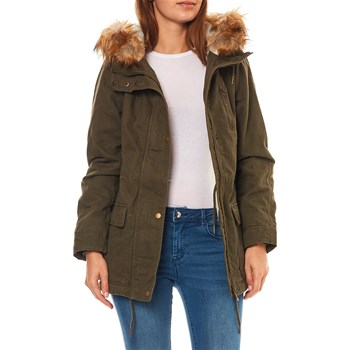 Best Mountain - Parka - kaki