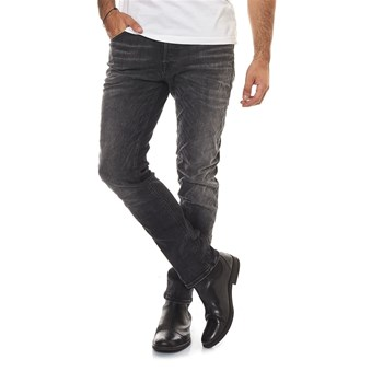Jack & Jones - Tim Original - Jeans Slim - zwart