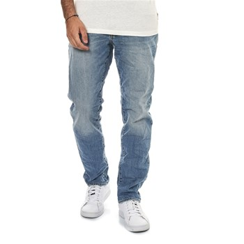 Jack & Jones - Mike Icon - Jeans recht - spijker-blauw