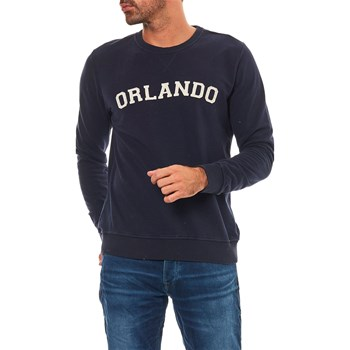Jack & Jones - Platte - Sweatshirt - marineblauw