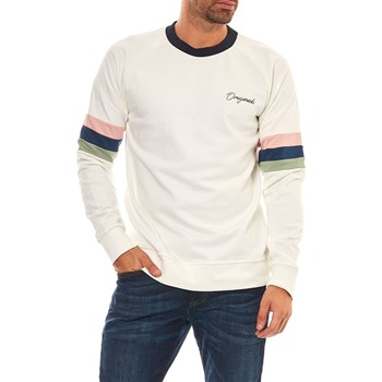 Jack & Jones - Jorfred - Sweatshirt - wit