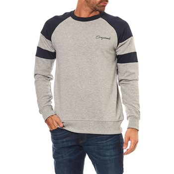 Jack & Jones - Jorfred - Sweatshirt - lichtgrijs