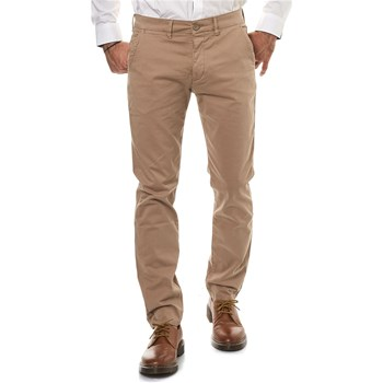 Best Mountain - Chino-Hose - beige