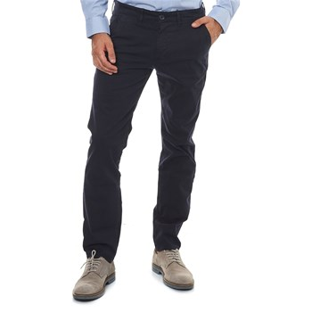 Best Mountain - Chino-Hose - marineblau