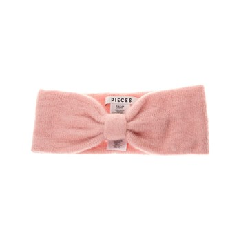 Pieces - Bandeau 32% alpaga - rose