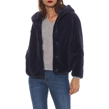 Benetton - Cappotto - blu