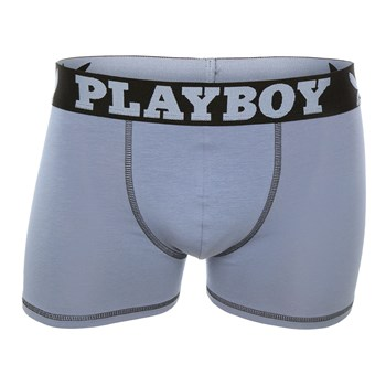 Playboy Homme - Message - Boxer - violet
