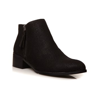 Vero Moda - Bottines - zwart