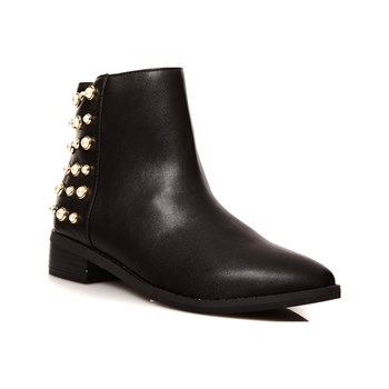 Vero Moda - Bottines - noir