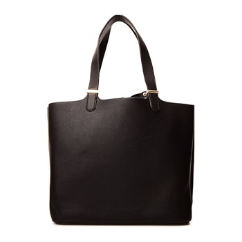 Pieces - Shopper - zwart