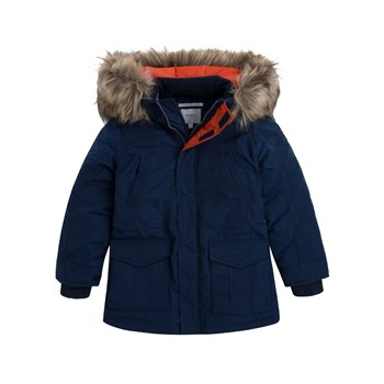 Pepe Jeans London - Terry - Parka - marineblauw