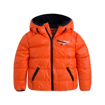 Pepe Jeans London - Tobias - Doudoune - orange