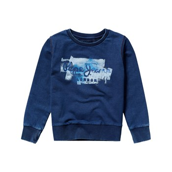Pepe Jeans London - Golders - Sweat-shirt - bleu
