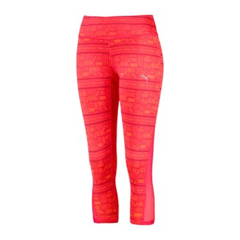 Puma - All eyes on me - Leggings - rosso