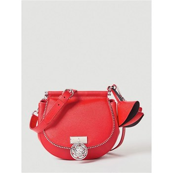 Guess - Glory - Besace en cuir - rouge