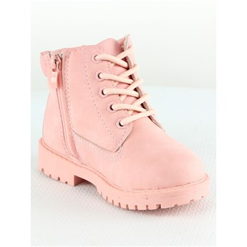 Rock'n Joy - Bottines - rose