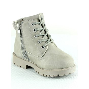 Rock'n Joy - Bottines - gris