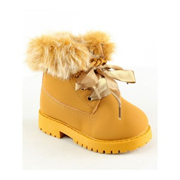 Rock'n Joy - Bottines - camel