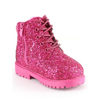 Rock'n Joy - Bottines - fuchsia