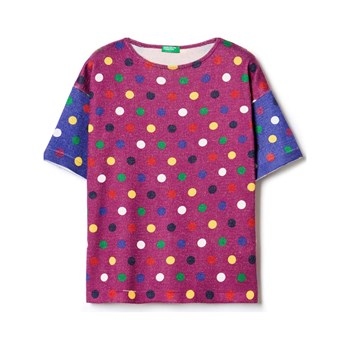 Sisley Young - Zerododici - T-shirt manches courtes - violet