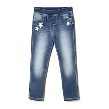 Benetton - Zerododici - Jean slim - denim azul