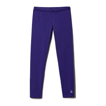 Benetton - Zerododici - Leggings - blu scuro