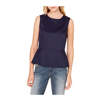 Benetton - Top - blu scuro