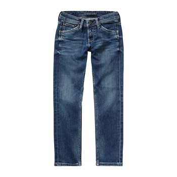 Pepe Jeans London - Cashed - Jean slim - azul jean