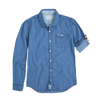 Pepe Jeans London - William - Camicia in jeans - blu jeans