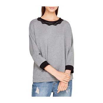 Benetton - Sweat-shirt - gris