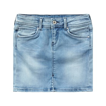Pepe Jeans London - Monia - Rechte rok - blue jean