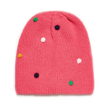 Benetton - Zerododici - Bonnet - rose
