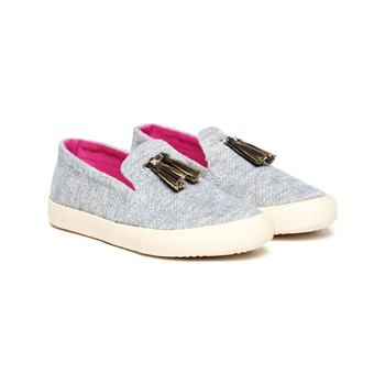 Benetton - Zerododici - Slip-on - gris