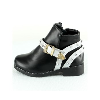 Rock'n Joy - Bottines - noir