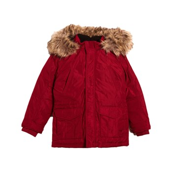 Pepe Jeans London - Terry - Parka - rosso