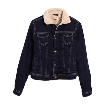 Pepe Jeans London - New Berry Shepherd - Jeansjacke - jeansblau