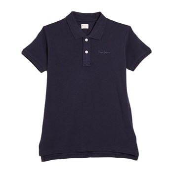 Pepe Jeans London - Thor Jr - Polo manches courtes - bleu marine